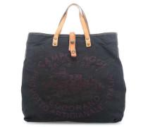 Lavaggio Stone Teodorano Shopper schwarz