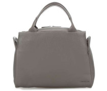 Mellow Leather Handtasche dunkelgrau