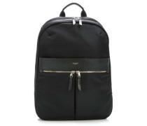 Mayfair Beauchamp Laptop-Rucksack 14″ schwarz