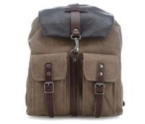 Rucksack 12″ khaki