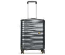 Stellar 4-Rollen Trolley anthrazit