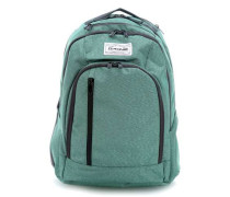 101 29L Laptop-Rucksack grün