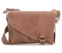 Hunter Judd Kuriertasche tan