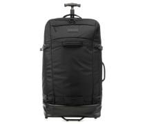 Multipath Rollenreisetasche schwarz