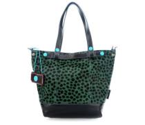 Basic Laura M Handtasche grün