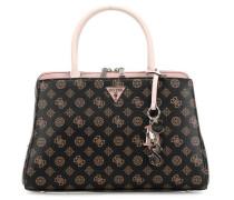 Maddy Handtasche schwarz/braun