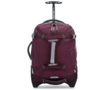 Load Warrior Rollenreisetasche violett