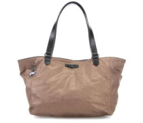 City Lots of Bag Schultertasche bronze