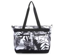 Sydney Shopper 15″ schwarz/weiß