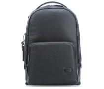 Harrison Webster Laptop-Rucksack 16″ schwarz