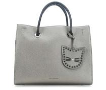 K/Karry All Shopper silber metallic