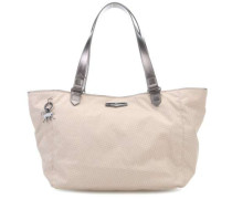 City Lots of Bag Schultertasche beige