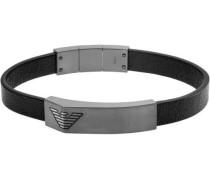 Armband schwarz/grau