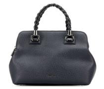 Manhattan Handtasche dunkelblau
