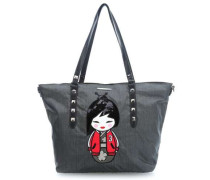 Lucy In The Sky Julies Romance Shopper hellgrau