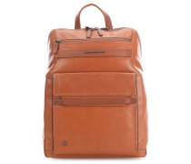 Cube Laptop-Rucksack 15.6″ cognac