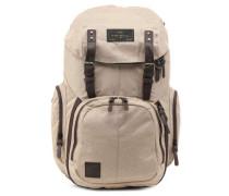 Weekender Rucksack 15″ beige