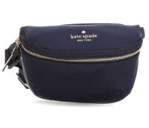 Watson Lane Betty Gürteltasche navy