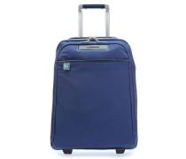 Celion 2-Rollen Trolley 15″ blau