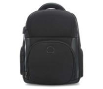 Quarterback Premium Laptop-Rucksack 13.3″ schwarz