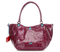 Basic Viola M Shopper bordeaux
