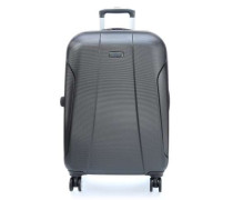 Elbe Two 4-Rollen Trolley anthrazit 75 cm