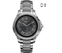 Connected Alberto Smartwatch silber metallic