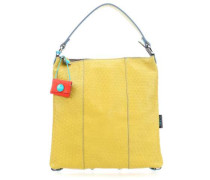 Basic Sofia M Beuteltasche gelb
