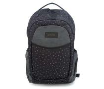 Laptop-Rucksack 15″ schwarz/grau