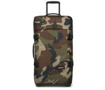 Tranverz Rollenreisetasche camouflage