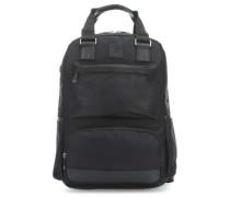 Legere Laptop-Rucksack 15″ schwarz