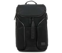 Tahoe Ridgewood Laptop-Rucksack 15″ schwarz