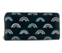 RFID Logan Geldbörse dunkelgrün