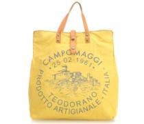 Genziana Shopper gelb