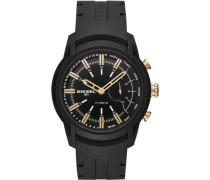 On Armbar Hybrid-Smartwatch schwarz