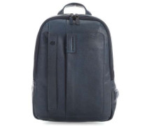 Pulse Plus Laptop-Rucksack 12″ blau