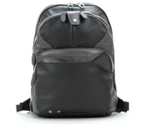 Coleos Laptop-Rucksack 12″ schwarz