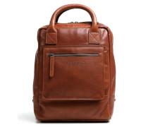 The Chesterfield Brand Davon Rucksack 12″ cognac
