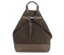 Motala X-Change (3in1) S Rucksack-Tasche olivgrün
