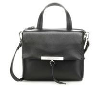 Flappy Handtasche schwarz