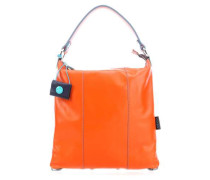 Basic Sofia M Beuteltasche orange