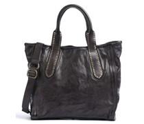 Equalize Handtasche schwarz