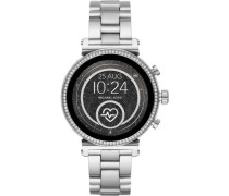 Sofie Smartwatch silber