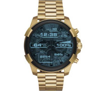 On Full Guard Smartwatch gold
