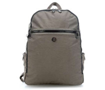Basic Plus LM Deeda N Laptop-Rucksack 14″ taupe