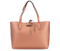 Bobbi Reversible Shopper kupfer