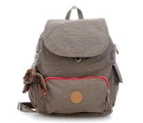 Basic City Pack S Rucksack beige