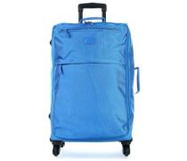 Leggero 4-Rollen Trolley hellblau 77 cm