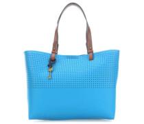 Rachel Shopper blau