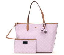 Cortina Lara Shopper lavendel